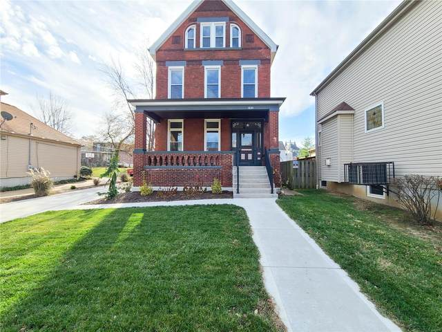 3120 Eads Avenue, St Louis, MO 63104 (#20087478) :: Tarrant & Harman Real Estate and Auction Co.