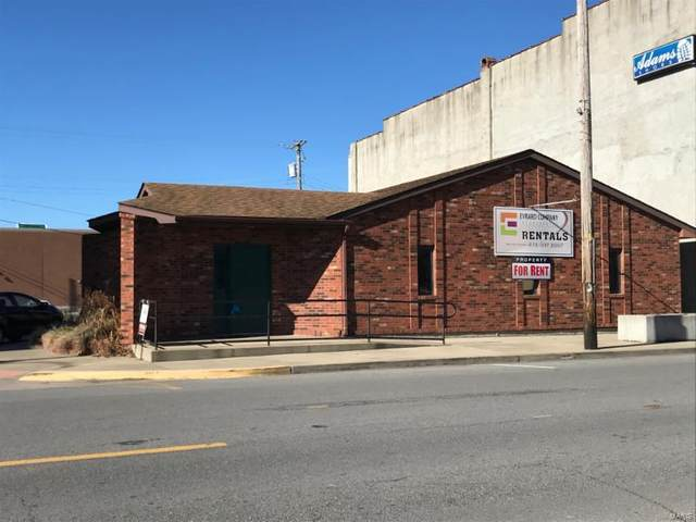 104 W Jackson, MARION, IL 62959 (#20087552) :: Tarrant & Harman Real Estate and Auction Co.