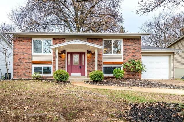 1466 Schulte Hill, Maryland Heights, MO 63043 (#20087561) :: Krch Realty