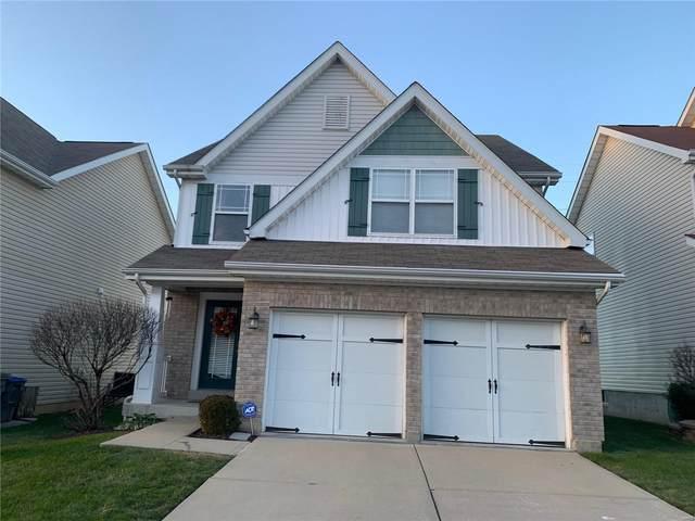 405 Parkgate Drive, Lake St Louis, MO 63367 (#20087574) :: Hartmann Realtors Inc.
