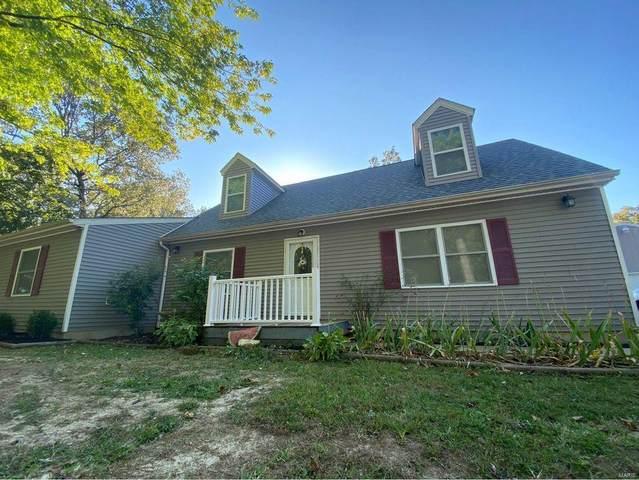 7847 Weaver Creek, ADDIEVILLE, IL 62214 (#20087654) :: Matt Smith Real Estate Group