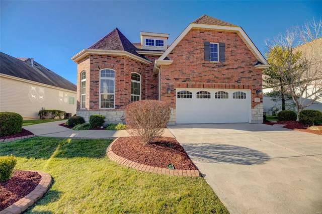 2007 Saint Madeleine Drive, Dardenne Prairie, MO 63368 (#20087686) :: PalmerHouse Properties LLC