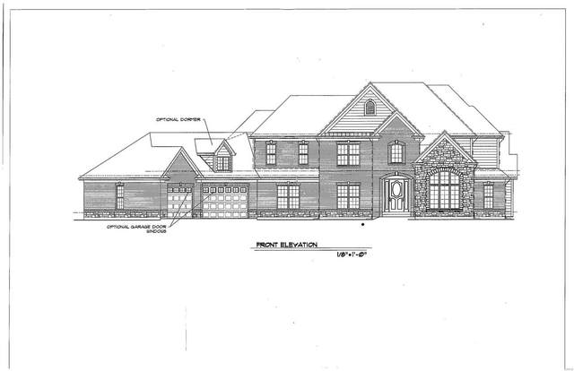 13237 Stone Ct Tbb (Lot 3), Town and Country, MO 63131 (#20087835) :: RE/MAX Vision