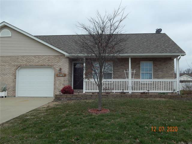 275 Kaskaskia Drive, RED BUD, IL 62278 (#20087882) :: Parson Realty Group