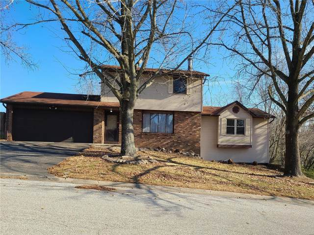 4733 Brecht Lane, Godfrey, IL 62035 (#20087992) :: Parson Realty Group