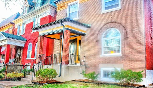 5159 Cates Avenue, St Louis, MO 63108 (#20088110) :: Hartmann Realtors Inc.