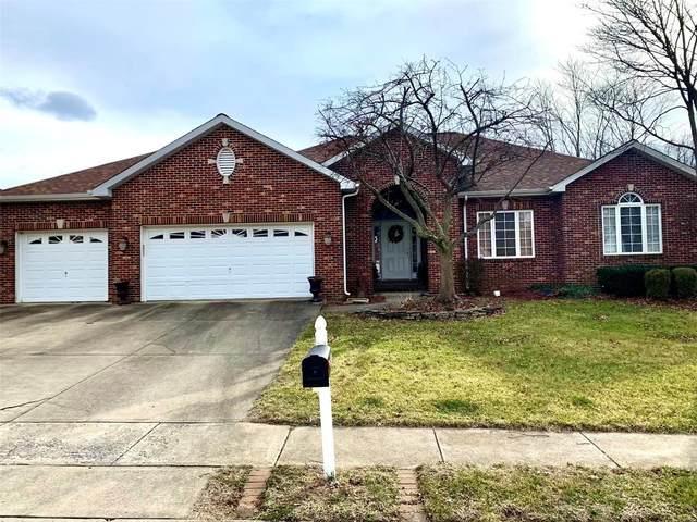1322 Gerber Woods, Edwardsville, IL 62025 (#20088113) :: Realty Executives, Fort Leonard Wood LLC