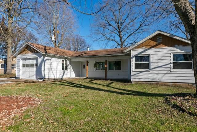 2425 Meadow Drive, Belleville, IL 62226 (#20088119) :: Clarity Street Realty