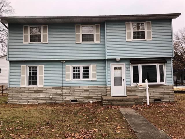 1107 W Spruce Street, Jerseyville, IL 62052 (#20088158) :: Fusion Realty, LLC