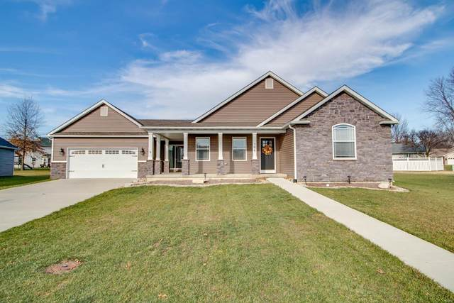 706 Boulder Way, Jerseyville, IL 62052 (#20088233) :: Tarrant & Harman Real Estate and Auction Co.