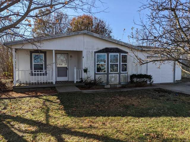 617 Margaret Court, New Baden, IL 62265 (#20088320) :: Parson Realty Group