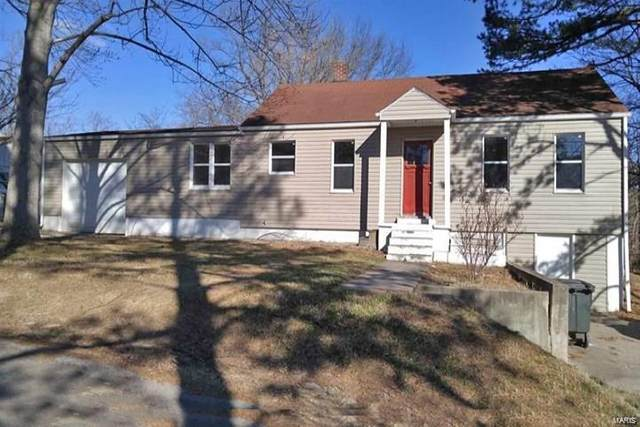 1400 Carter St, Cape Girardeau, MO 63701 (#20088365) :: Clarity Street Realty
