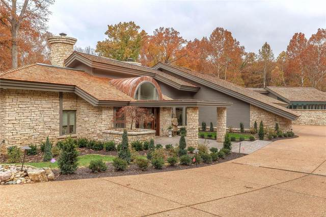 3 Serendipity Circle, Town and Country, MO 63131 (#20088614) :: Parson Realty Group