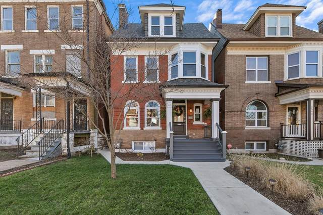 5642 Maple Avenue, St Louis, MO 63112 (#20088649) :: Clarity Street Realty