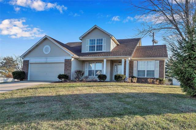 3724 Cambridge Crossing Drive, Saint Charles, MO 63304 (#20088731) :: St. Louis Finest Homes Realty Group