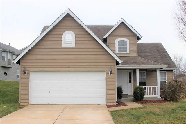 157 Brookfield Boulevard, Wentzville, MO 63385 (#20088810) :: Parson Realty Group