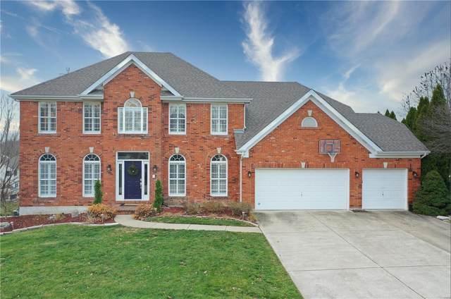 2305 Delaware Drive, Saint Charles, MO 63303 (#20088941) :: Jeremy Schneider Real Estate