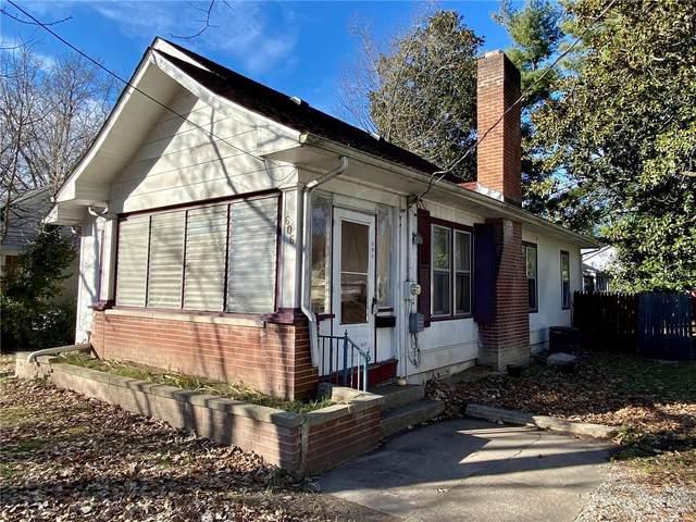 606 W Walnut Street, CARBONDALE, IL 62901 (#20088962) :: Parson Realty Group