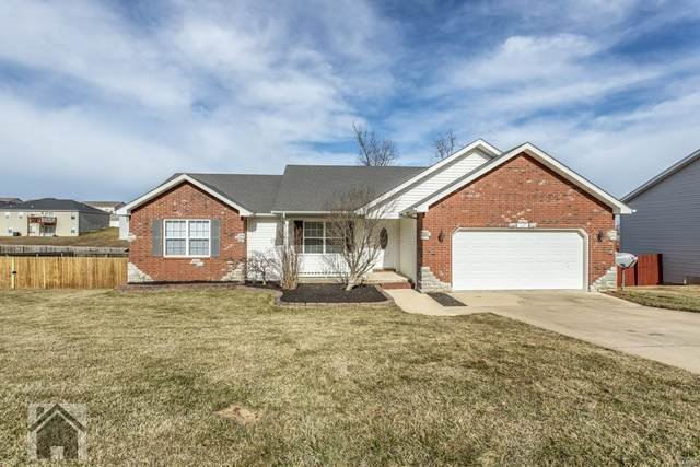 127 Lyle Curtis Circle, Waynesville, MO 65583 (#20088978) :: The Becky O'Neill Power Home Selling Team