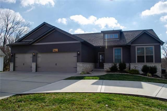 530 Glen Crossing, Glen Carbon, IL 62034 (#20088983) :: Fusion Realty, LLC