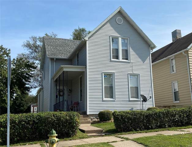 832 N 11th St, Quincy, IL 62301 (#20089037) :: Parson Realty Group