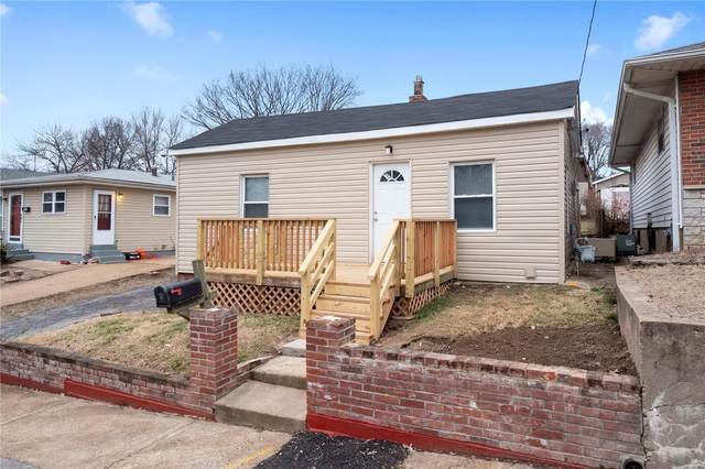 9935 Brook Avenue, St Louis, MO 63125 (#20089131) :: Parson Realty Group