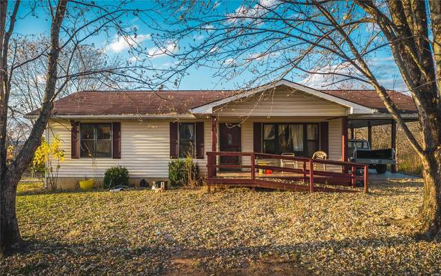 616 Hobo, Steelville, MO 65565 (#20089445) :: Parson Realty Group