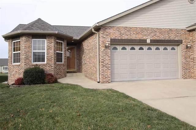 22 Klein Drive, Bethalto, IL 62010 (#20089530) :: Realty Executives, Fort Leonard Wood LLC