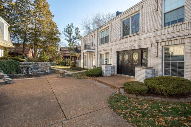 4392 Chateau Deville Drive C, Unincorporated, MO 63129 (#20089630) :: Realty Executives, Fort Leonard Wood LLC