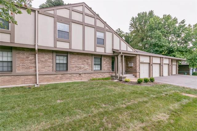 2349 Seven Pines #3, St Louis, MO 63146 (#20089658) :: Parson Realty Group
