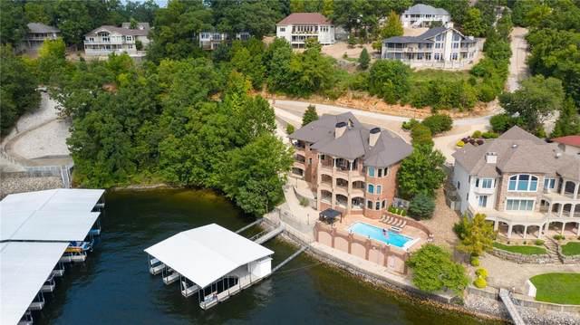 1107 Beacon Pointe Circle, Lake Ozark, MO 65049 (#20089677) :: Matt Smith Real Estate Group