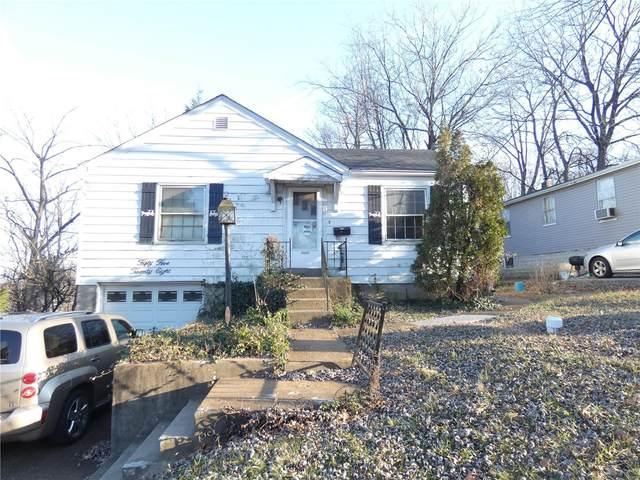 5528 Hamilton Avenue, St Louis, MO 63136 (#20089718) :: Realty Executives, Fort Leonard Wood LLC