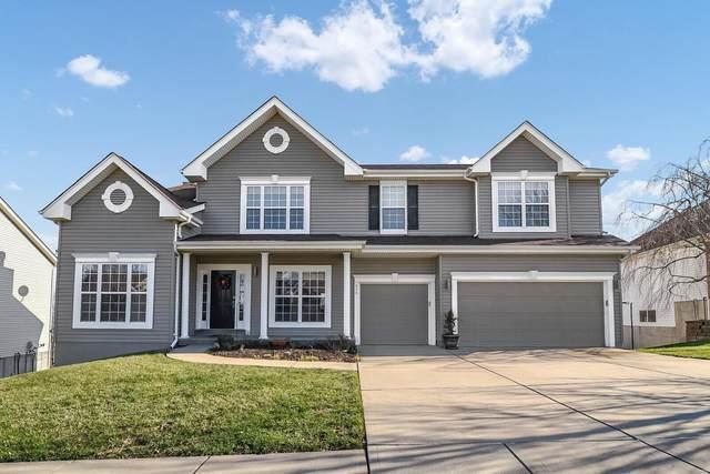 656 Grand View Ridge Court, Eureka, MO 63025 (#20089802) :: PalmerHouse Properties LLC