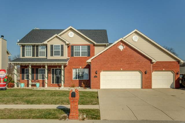 648 Longfellow Drive, O'Fallon, IL 62269 (#20089826) :: The Becky O'Neill Power Home Selling Team