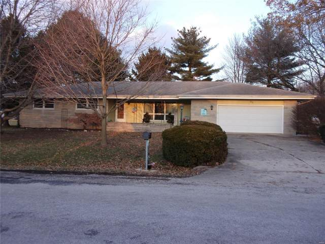 OHLMAN, IL 62076 :: Parson Realty Group