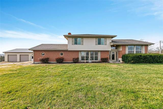 615 College Heights Road, De Soto, MO 63020 (#20089933) :: Parson Realty Group