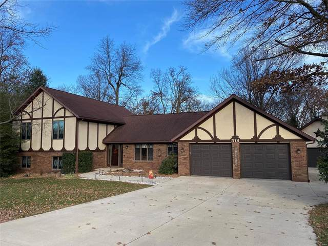 518 N Spruce Street, TRENTON, IL 62293 (#20089937) :: The Becky O'Neill Power Home Selling Team