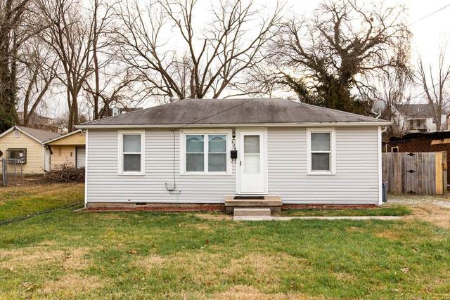 628 W Monroe Street, Belleville, IL 62220 (#20090043) :: The Becky O'Neill Power Home Selling Team
