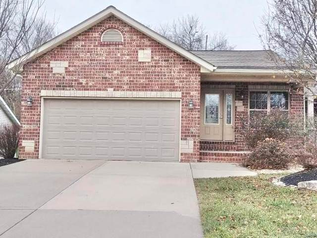 161 Rolling Oaks Drive, Collinsville, IL 62234 (#20090063) :: Parson Realty Group