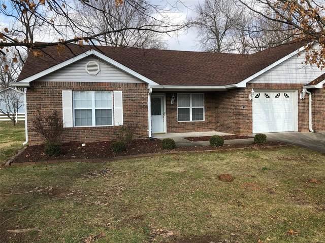 530 Ashbrook #11, Farmington, MO 63640 (#20090123) :: Realty Executives, Fort Leonard Wood LLC