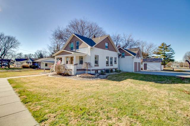 700 S Lafayette Street, Jerseyville, IL 62052 (#20090131) :: St. Louis Finest Homes Realty Group