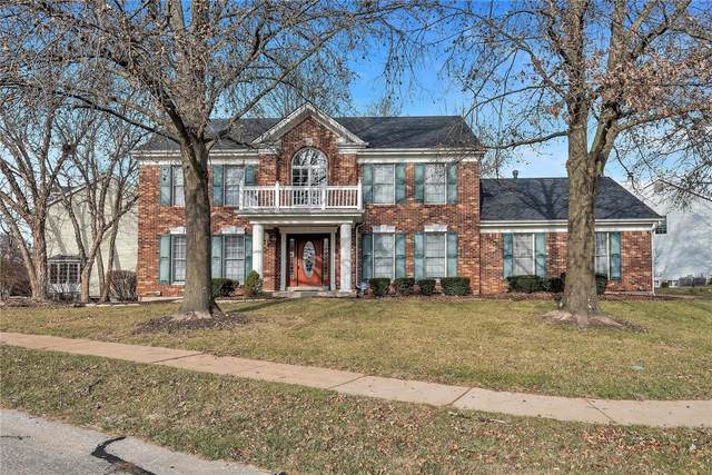 2541 Christopher Lake, St Louis, MO 63129 (#20090217) :: The Becky O'Neill Power Home Selling Team