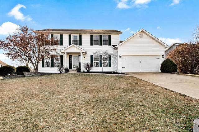 102 Middlesburg Court, O'Fallon, MO 63368 (#20090261) :: Kelly Hager Group | TdD Premier Real Estate