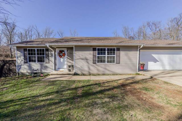 366 Meadow View Drive, Poplar Bluff, MO 63901 (#20090265) :: Parson Realty Group