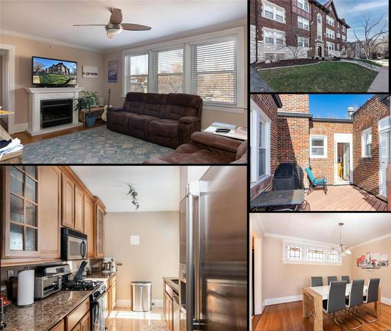 7570 Byron Place 3W, St Louis, MO 63105 (#20090269) :: Peter Lu Team