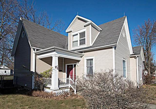 21 N Main Street, TRENTON, IL 62293 (#20090349) :: The Becky O'Neill Power Home Selling Team