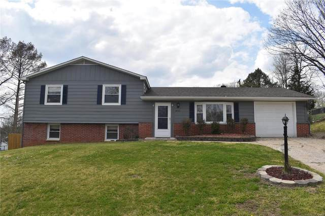 4914 Hill Drive, Godfrey, IL 62035 (#20090456) :: Tarrant & Harman Real Estate and Auction Co.