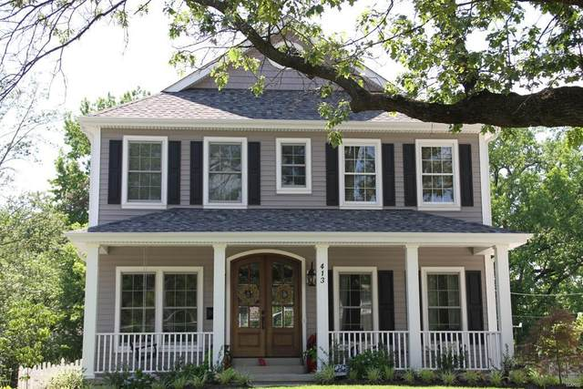 557 S Harrison Avenue, St Louis, MO 63122 (#20090647) :: Clarity Street Realty
