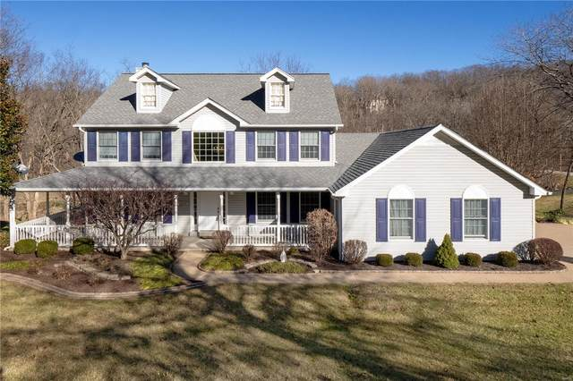 18625 Babler Meadows Drive, Wildwood, MO 63038 (#20090676) :: Parson Realty Group