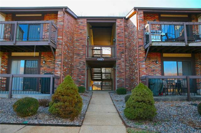 6815 Cottage Grove J, St Louis, MO 63129 (#20090721) :: Hartmann Realtors Inc.